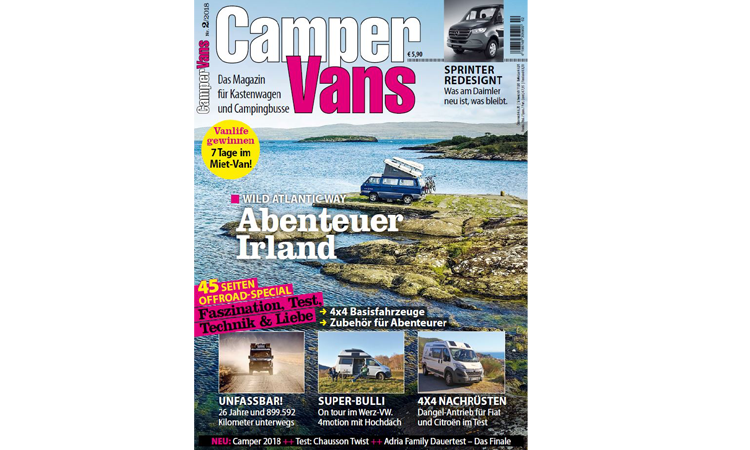 CamperVans Magazin