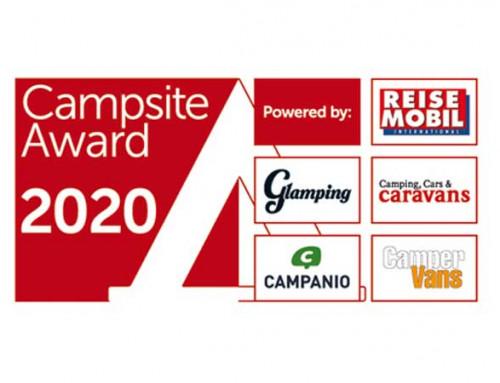 Campsite Award
