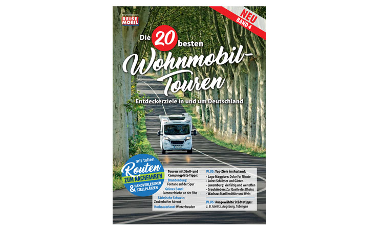 Wohnmobiltouren Band 4