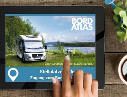 Bordatlas WebApp