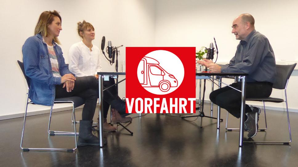 Vorfahrt – Der Podcast von Reisemobil International und Caravaning Insights