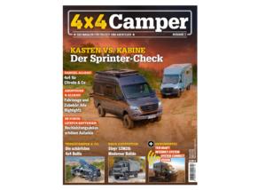 4x4 Camper