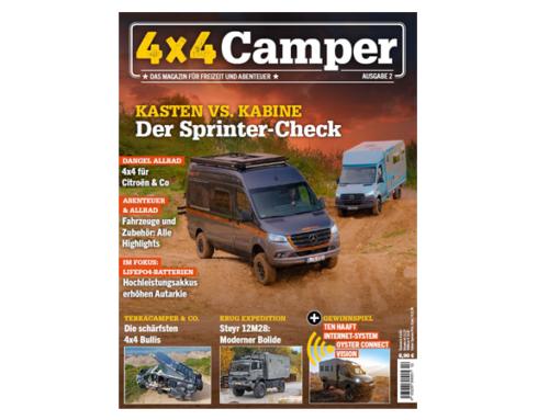 4×4 Camper